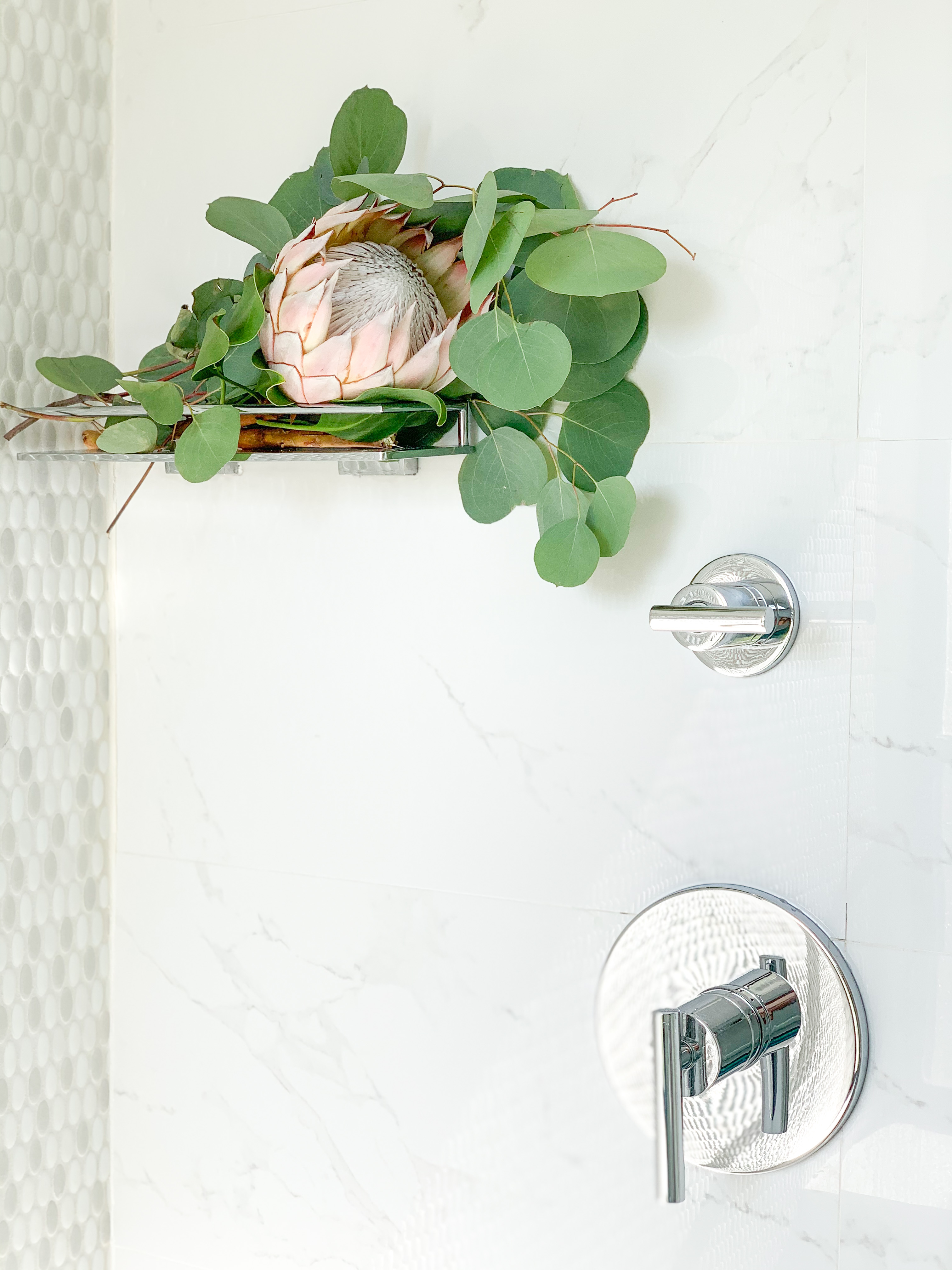 Spa like bathroom retreat